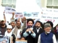 Protest in LONDON on Latest Killings in Parachinar - 12 July 2008 - Part 1 - English