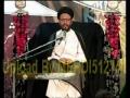 [01] Ahmiat-e-Azadari - H.I Syed Zaki Baqri - Muharram 2012 - Urdu