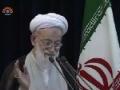 [18 Oct 2013] Tehran Friday Prayers آیت الله امامي کاشاني - Urdu