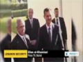 [24 Oct 2013] War on Syria directly impacts Lebanon security - English