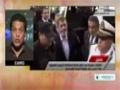 [04 Nov 2013] Egypt judge adjourns trial of Morsi, Brotherhood members - English