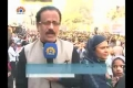 A Sahar TV report on 10-Moharram-1435 (Aashura), 15-Nov-2013, Procession in India - Urdu