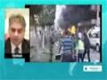 [19 Nov 2013] Lebanese Ambassador to Tehran Syria unrest spillover impacting Lebanon security - English