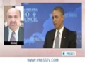 [20 Nov 2013] Obama in tough situation over Iran N-deal: Expert - English