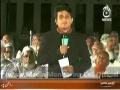 [22 Nov 2013] Aaj News - سوال پاکستان کا - Shia Sunni unity - Part2 - Urdu