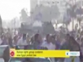 [24 Nov 2013] Egypt human rights group condemn new protest law - English