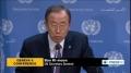 [23 Dec 2013] UN chief wants Iran to attend Syria peace talks - English