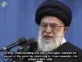 [English Sub] Birthday/Milad of Prophet Muhammad s.a.w - Leader congratulates Islamic Ummah - Farsi sub English