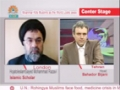 01] Center Stage - Mr. Bahador Bijani - English