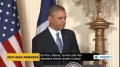 [11 Feb 2014] Obama once again stressed on enforcing the existing sanctions on Iran - English