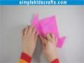 How to make an origami Japanese Kusudama flower - English