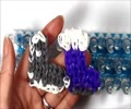 Rainbow Loom Charms UGGs Boots Tutorial - English