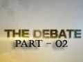[07 Apr 2014] The Debate - Ukraine: A New Separation (P.2) - English