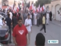 [25 Apr 2014] Bahrain police fire tear gas to disperse protesters - English