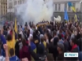 [27 Apr 2014] Clashes erupt between rival groups in Kharkiv - English