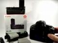 {19} [How To use Canon Camera] Eye Peice Extender & BG-E5 Battery Grip - English