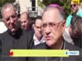 [11 May 2014] Tel Aviv under fire for failing to control attacks on Christian & Muslim sites - English