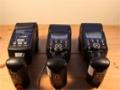 {43} Comparing Speedlites - Yongnuo YN460, Canon 430EX, Canon 430EX II - English