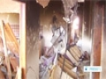 [01 July 2014] israelis forces blow up Palestinians homes after finding bodies of teens - English