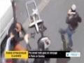 [16 July 2014] Pro-israeli mob goes on rampage in Paris on Sunday - English
