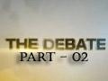 [20 July 2014] The Debate - Gaza Massacre (P.2) - English