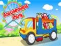 Kids Cartoon - Mr.Wheeler&Friends - Amusement Park - All Languages