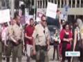 [21 July 2014] US protesters condemn Israeli aggression on Gaza - English