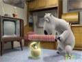 [03] Animated Cartoon Bernard Bear - Close encounters - All Languages