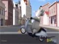 [10] Animated Cartoon Bernard Bear - The Cart - All Languages