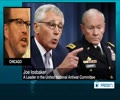 [10 Sep 2014] Hagel pretending he's against war on ISIL - English