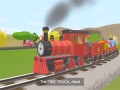Learn about the Letter F - The Alphabet Adventure With Alice And Shawn The Train - English