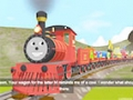 Learn about the Letter M - The Alphabet Adventure With Alice And Shawn The Train - English