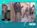 [13 Oct 2014] ISIL used chemical weapons against Kobani Kurdish fighters - English