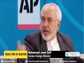 [23 Jan 2015] Iran\'s FM: Anyone torpedoes nuclear deal must be isolated, even US Congress - English