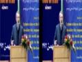 [02/10/15] Lariyani critica a Occidente respecto a diálogos nucleares - Spanish