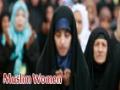 Muslim women in West - English