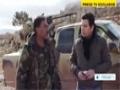 [27 Mar 2015] Syrian army pressing ahead with operation against militants - English