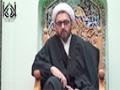 Shahadat of Imam Naqi (AS) - Moulana Shamshad Haider - English