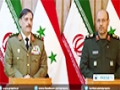 [02 May 2015] Syrian Defense Minister: Iran\'s Support Essential to End Crisis in Syria - English