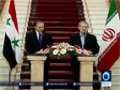 [01 June 2015] Iran\'s parl. speaker holds press conference with Syrian counterpart (Full) - English