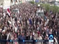 [06 June 2015] Yemenis rally in Sana'a against ongoing Saudi aggression - English