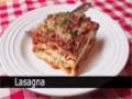 [Christmas Lasagna Recipe] Lasagna Recipe - Beef & Cheese Lasagna - English