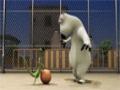 [Animated Cartoon] Bernard Bear - Basketball (Interest) - All Language