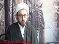 [02] Shahadat of Amirul Momineen Imam Ali ibn Abu Talib (AS) - Moulana Shamshad Haider - Urdu