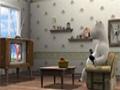 [Animated Cartoon] Bernard Bear - TV antenna - All Language
