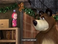 [03] Masha and The Bear - One, two, three! Herringbone, burn! - All Languages