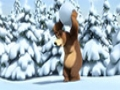 [04] Masha and The Bear - Traces of unseen beasts - All Languages
