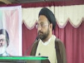 International Quds Day Conference 2015 - Moulana Taqi Agha - Hayderabad, India - Urdu