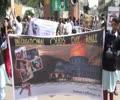 International Quds Day Rally 2015 - Hyderabad, India - Urdu