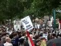 Protest in Melbourne against Israel Terror - Dec08 - Gaza massacre - English